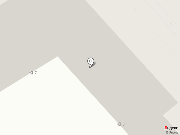 Авангард-принт на карте Саратова