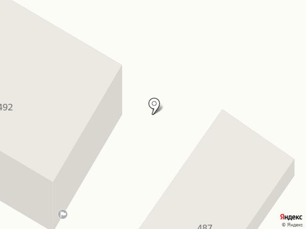 ПРАНА на карте Саратова