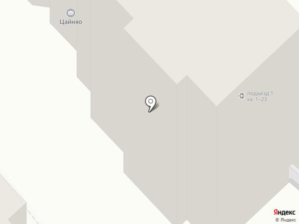 Губернская экспертиза собственности на карте Саратова