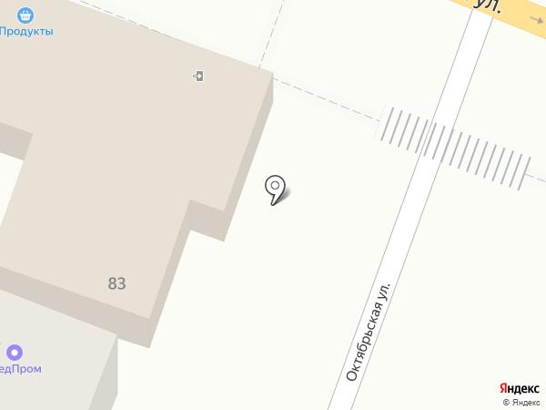 МедПром на карте Саратова