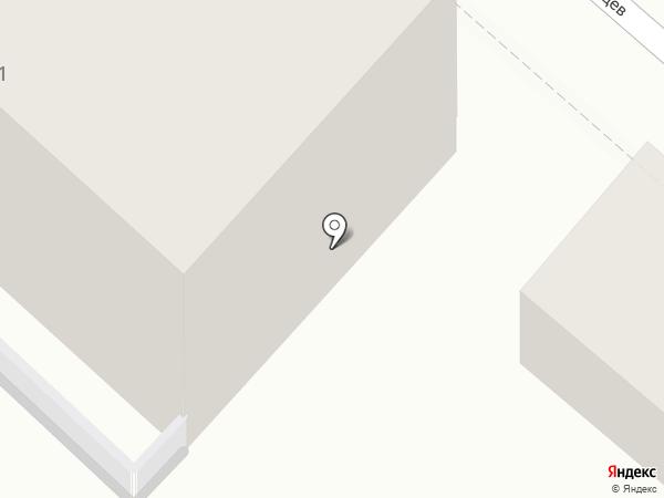 АТТО на карте Саратова