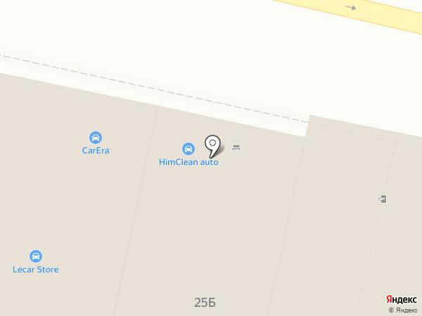 Круиз-Авто на карте Саратова