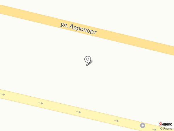 Лавр на карте Саратова