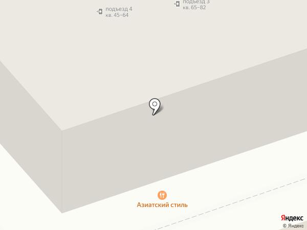 Миро на карте Саратова