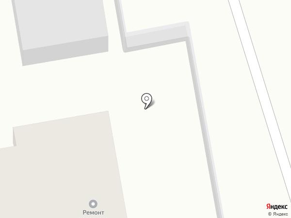 Ремонтная мастерская на карте Приволжского