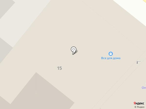 Магазин №85 на карте Саратова