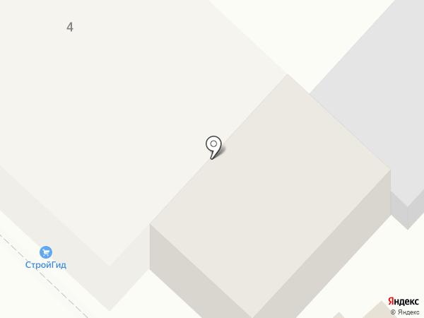 ЛодкаСар на карте Саратова