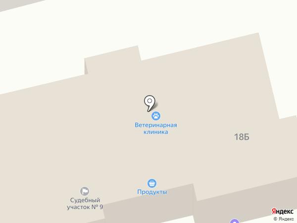 Мировые судьи г. Энгельса на карте Приволжского