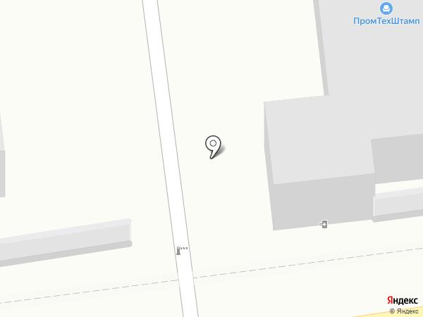 Термикс на карте Приволжского