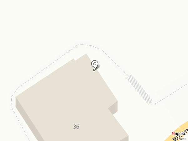 Отдел материально-технического обеспечения, Федеральная служба судебных приставов на карте Саратова