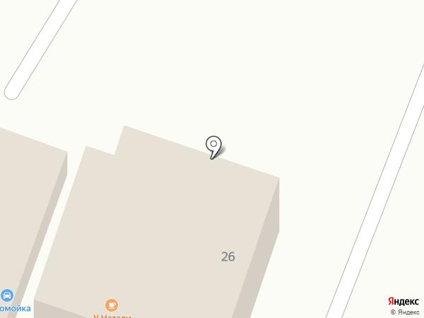 Автоцентр на карте Дубков