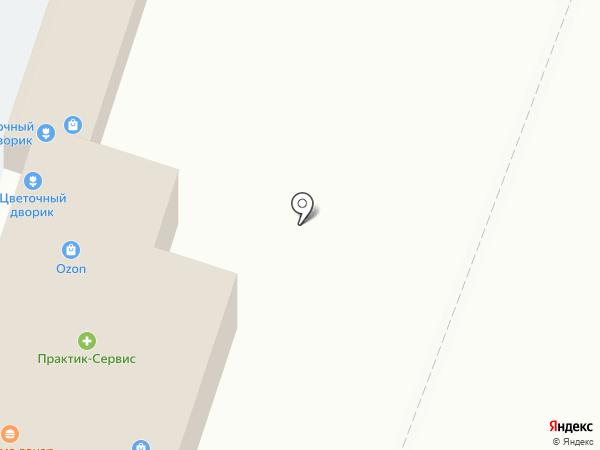 Мастерская по ремонту одежды на карте Дубков