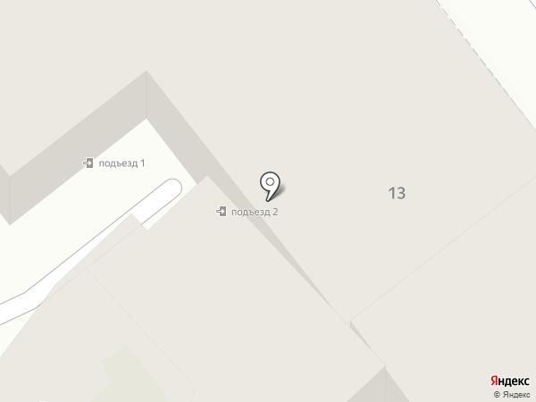 Департамент судебных экспертиз и оценок на карте Саратова
