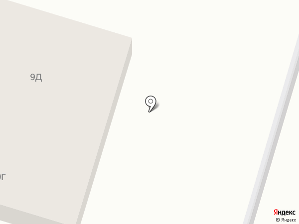 Автомойка на карте Дубков