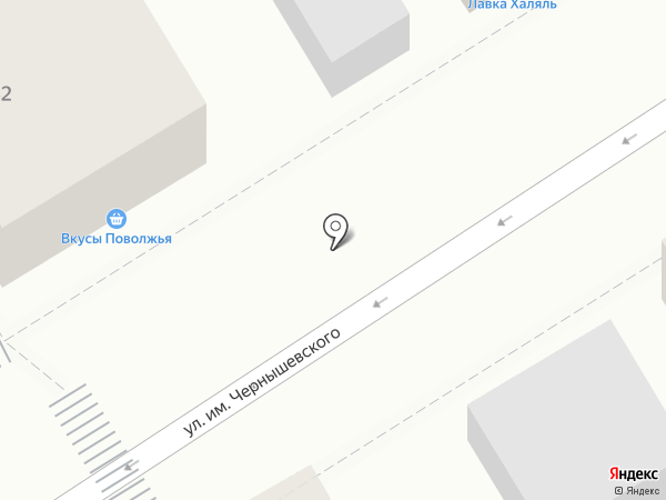 Наша птица на карте Саратова