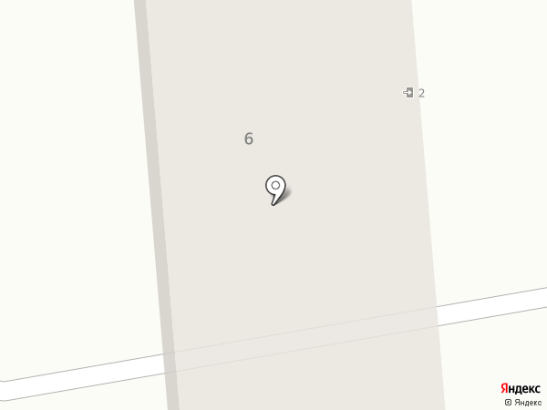Юбилейный на карте Саратова