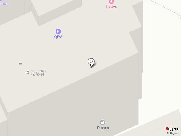 Прайм тайм на карте Саратова