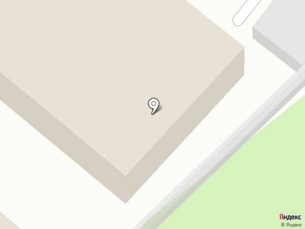 Карета на карте Саратова