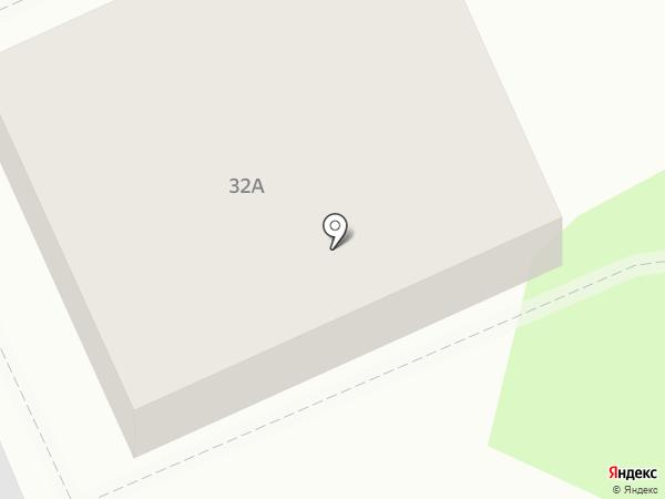 Детский сад №6 на карте Саратова