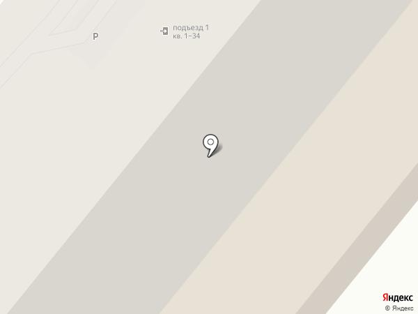 Минима на карте Саратова