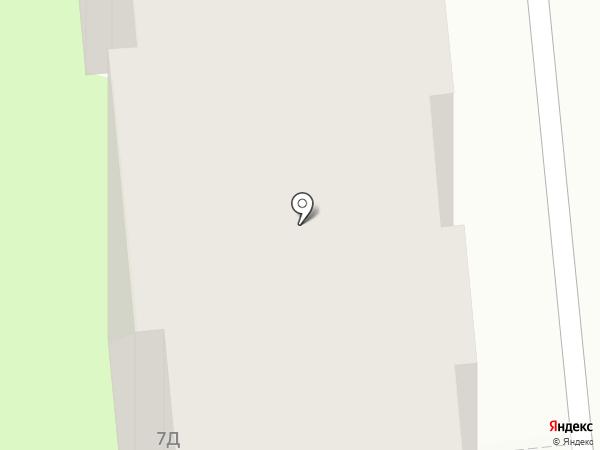 Лакомка на карте Саратова
