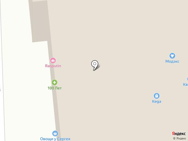 SПБ на карте Саратова