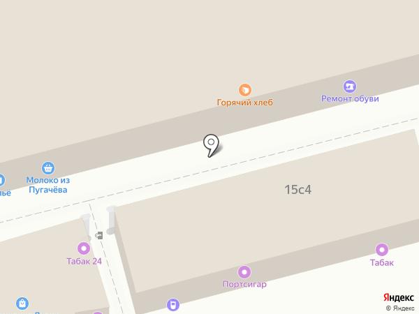 Магазин нижнего белья на карте Саратова