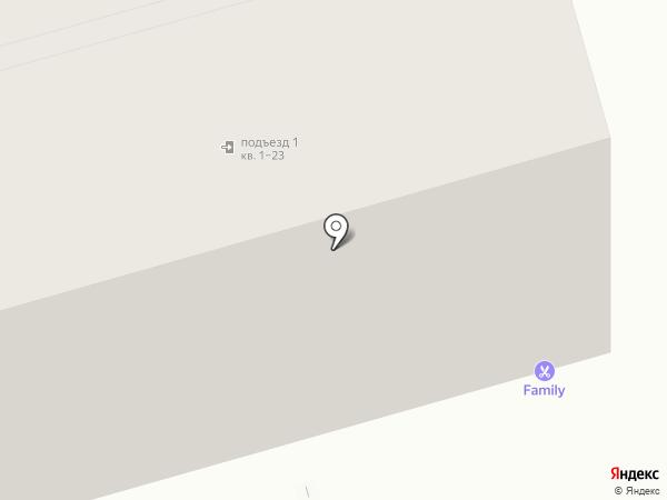 Продовольственный магазин на карте Саратова