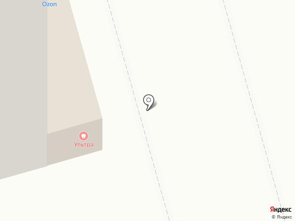 Эстеро на карте Саратова