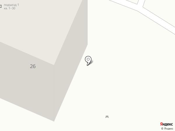 Злаковый Дворик на карте Саратова