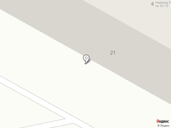 Ясная поляна на карте Саратова