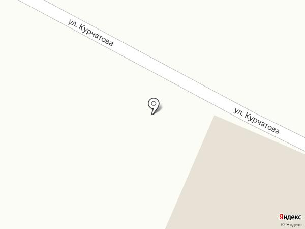 Линейное отделение полиции на ст. Анисовка на карте Приволжского