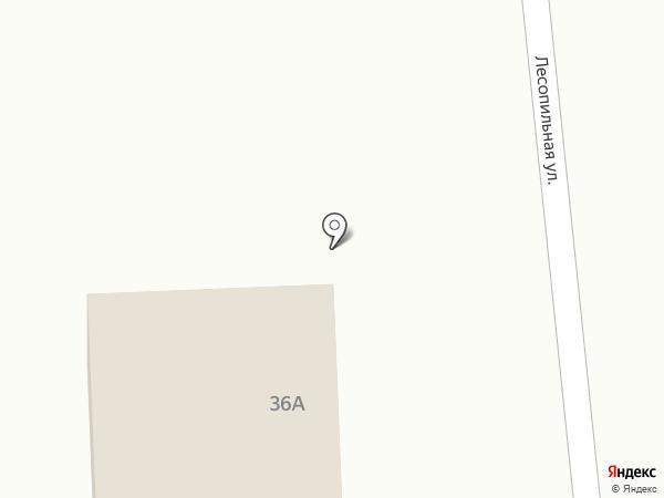 Почтовое отделение №17 на карте Энгельса