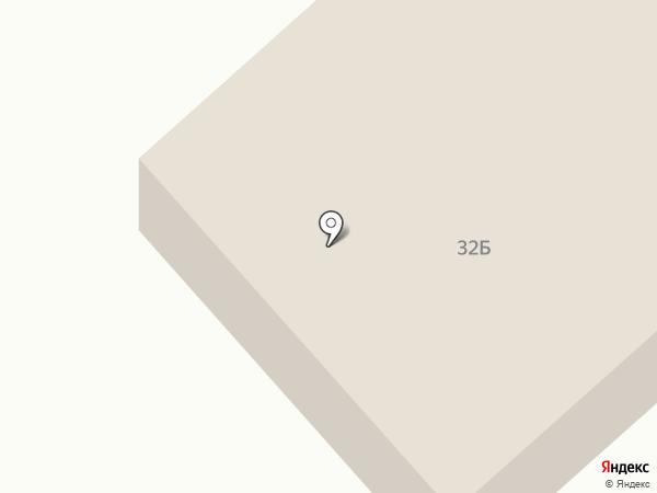 Школьный Квартал на карте Энгельса