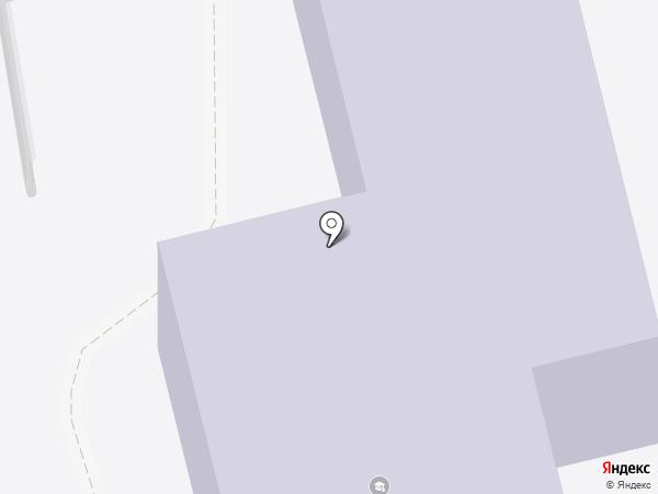 Детская школа искусств №5 на карте Энгельса