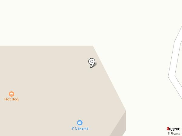 КСС на карте Энгельса