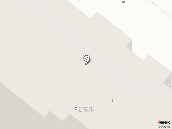 Бантик на карте Энгельса