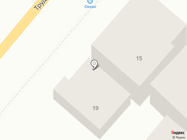 ЮВИТ на карте Энгельса