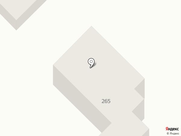 Навигатор на карте Энгельса