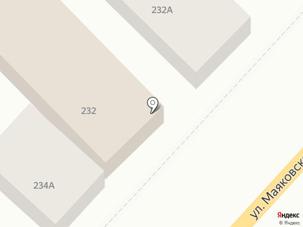Производственная фирма на карте Энгельса