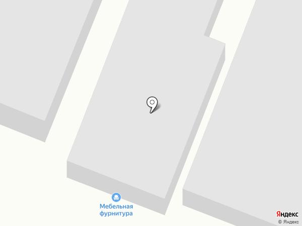 Магазин мебельной фурнитуры на карте Энгельса