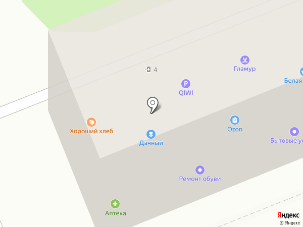 Южный двор на карте Энгельса