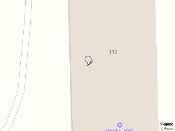 Роспрофиль на карте Энгельса