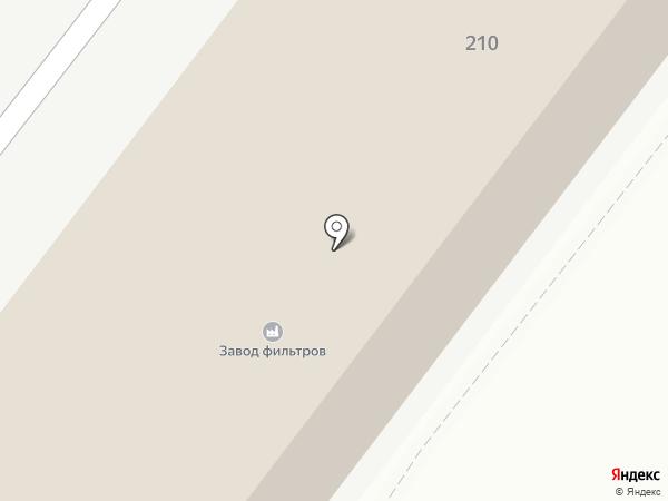 Невский фильтр на карте Энгельса