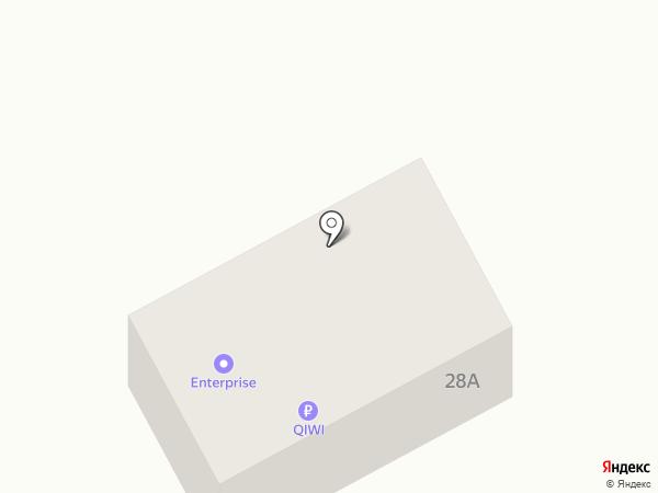 Мельник на карте Энгельса