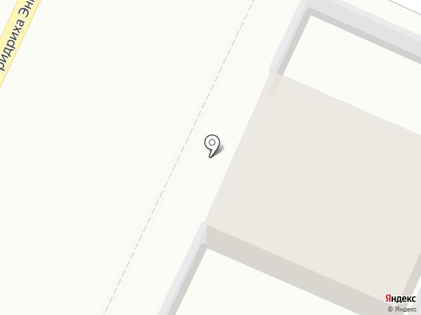 Сауна на КЕРАМИКЕ на карте Энгельса