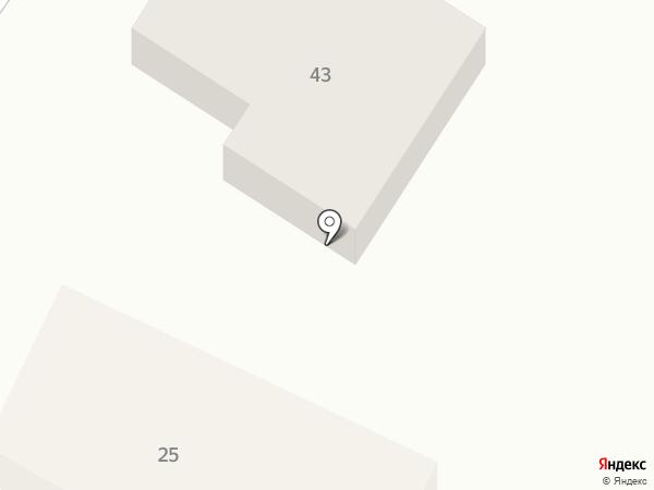 Продуктовый магазин на Петровской на карте Энгельса