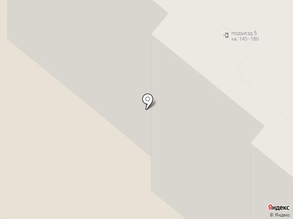Парикмахерская на карте Энгельса