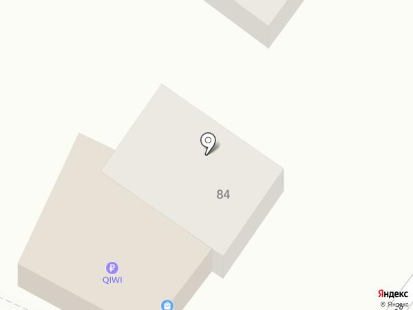 Продуктовый магазин на ул. Свердлова на карте Энгельса