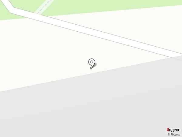 Энгельсский кирпичный завод на карте Энгельса